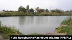 Озеро Куряче, Дніпропетровськ