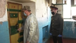 Ukrainian Prisoners Pay A Price For Less Crowded Conditions Amid COVID-19 Threat