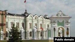 Tatarstan -- The palace of Tatarstan President