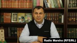 Нохчийн меттан хьехархо Хасаров Рамзан