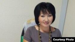 Айна Шорманбаева, құқық қорғаушы