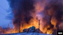 Железнодорожная катастрофа в Кирове, 5 февраля 2014