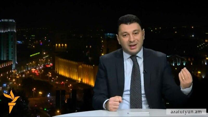Шармазанов: Сделанные «тройке» предложения остаются в силе