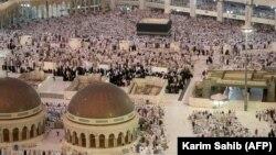Velika džamija u Meki 29. avgusta 2017