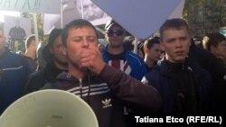 В бытность Влада Филата главой правительства протестующие неоднократно выходили на улицы (архивный снимок)