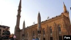 مسجد «الحسین» در قاهره
