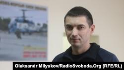 Юрій Федаш, капітан 2-го рангу Військово-морських сил України