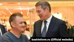 Камил Бузыкаев һәм Радий Хәбиров