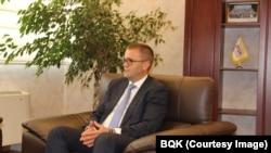 Guvernatori i Bankës Qendrore të Republikës së Kosovës, Fehmi Mehmeti