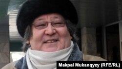 Теат режиссері Болат Атабаев. Алматы, 8 ақпан 2012 ж.