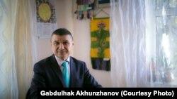 Габдулхак Ахунҗанов