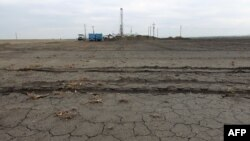 خشکسالی در کالیفرنیا