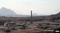Иранский комплекс по обогащению урана в Исфахане