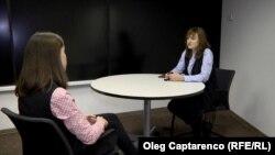 Alina Andronache în dialog cu Mihaela Gherasim