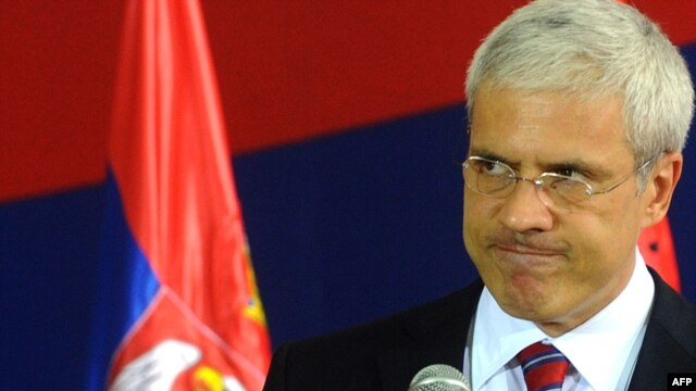 Serbian President Boris Tadic (file photo)