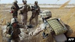 نیروهای شرکتکننده در عملیات مشترک در مارجه