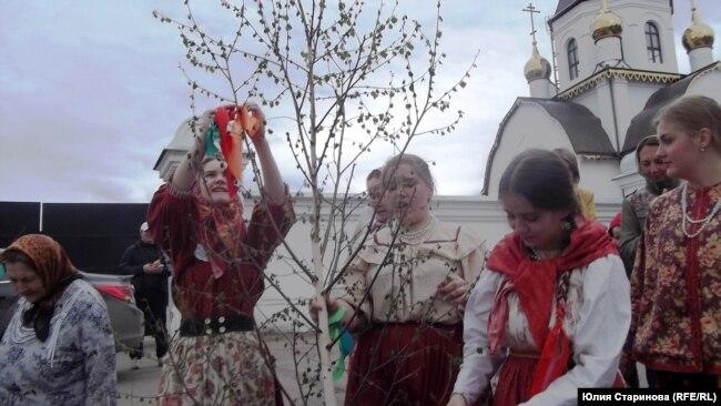 Фестиваль старожильческих народов Красноярского края, Кежма