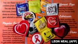 Ancaq hələ kondomlardan imtina etmək çox tezdir.