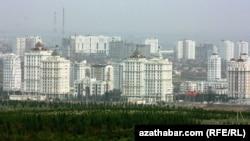 Ашхабад (иллюстративное фото)