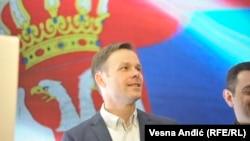 Siniša Mali, gradonačelnik Beograda