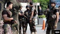 Түркиянын полициясы