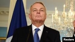 ژان مارک آیرو وزیر خارجه فرانسه