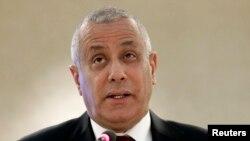 Прем'єр-міністр Лівії Алі Зейдан