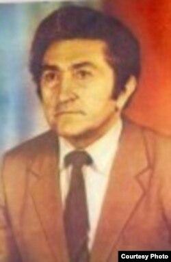 Адҳам Бобоев, ҳамсари Марям Давлатова
