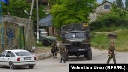 Trupe rusești de pacificare la Molovata