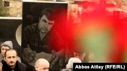 Шествие памяти убитого журналиста. Архивное фото