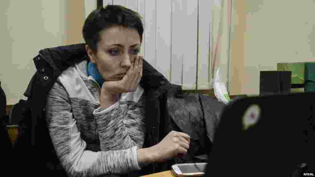 Ірина Косова, 38 років, економіст, Київ: «Вимагаю правосуддя»
