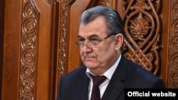 Нуриддин Саид, министр образования и науки Таджикистана