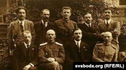 Народний Секретаріат БНР, 1918 рік