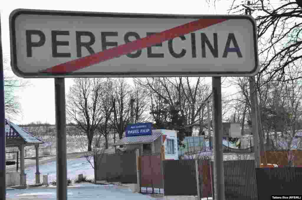 La Peresecina