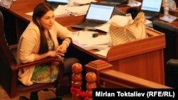 Ширин Айтматова