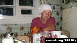Вольга Махнавец