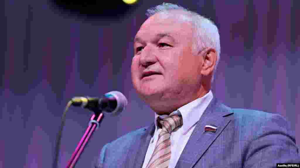 Русия дәүләт думасы депутаты Илдар Гыйльметдинов