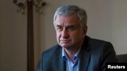 Рауль Хаджимба – кандидат в президенты Абхазии, лидер политической партии «Форум народного единства Абхазии» и депутат парламента республики