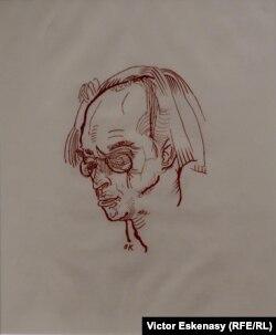 Oskar Kokoschka, Portretul lui Herwalth Walden