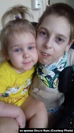 Катя и Оскар Фукс