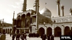 Qom is Iran's holiest city