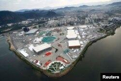 Олимпийский парк Рио-де-Жанейро. 2 августа