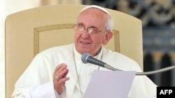 Рим папасы Францис