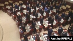 Татарстан Дәүләт шурасы утырышы, 26 октябрь 2017