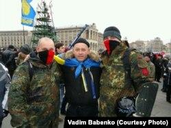 Vadim Babenko la Kiev
