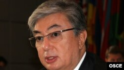 Қасым-Жомарт Тоқаев. Вена, 27 қазан 2006 жыл.