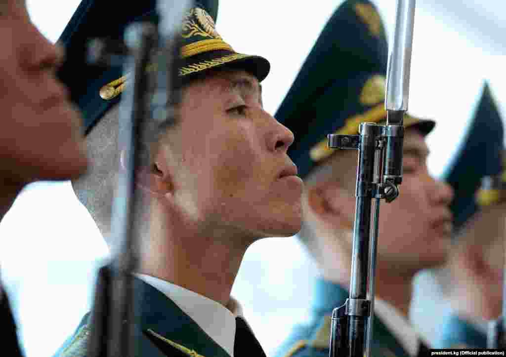 Праздник установлен постановлением Правительства Кыргызской Республики от 20 января 2003 года в целях военно-патриотического воспитания подрастающего поколения, создания условий для оказания почета и достойного уважения ветеранов войны и Вооруженных сил Кыргызской Республики.