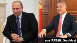 Владимир Путин и Мило Джуканович: от дружбы к глубокой неприязни