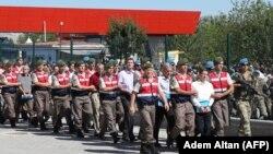 Disa nga personat që po gjykohen sot në Ankara, rreth tentimeve të dështuara për grushtshtet në korrik të vitit 2016
