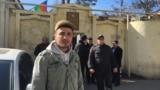 Azerbaijan -- blogger Mehman Huseynov - 24Feb2017